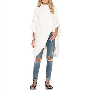 Free People All Wrapped Up Cocoon Sweater